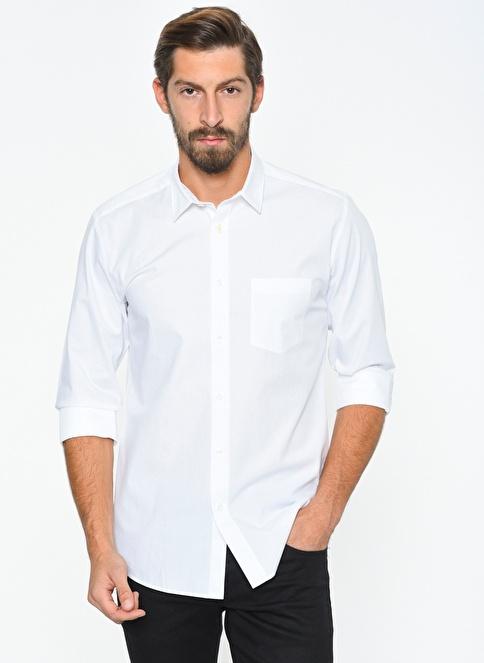 Bil's Remix Gömlek Beyaz